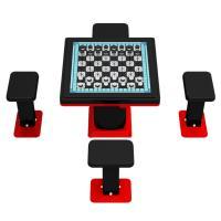 轨道式国际跳棋FXQ-4088