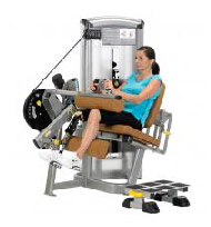 VR3康复器材-大腿曲接练习器 附起步伸展幅度控制器(加重配重)14061-H