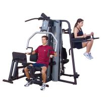 综合训练器/含单杠提膝器G9S+GKR9