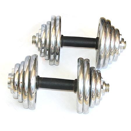5-50LB哑铃及哑铃架IB-U50