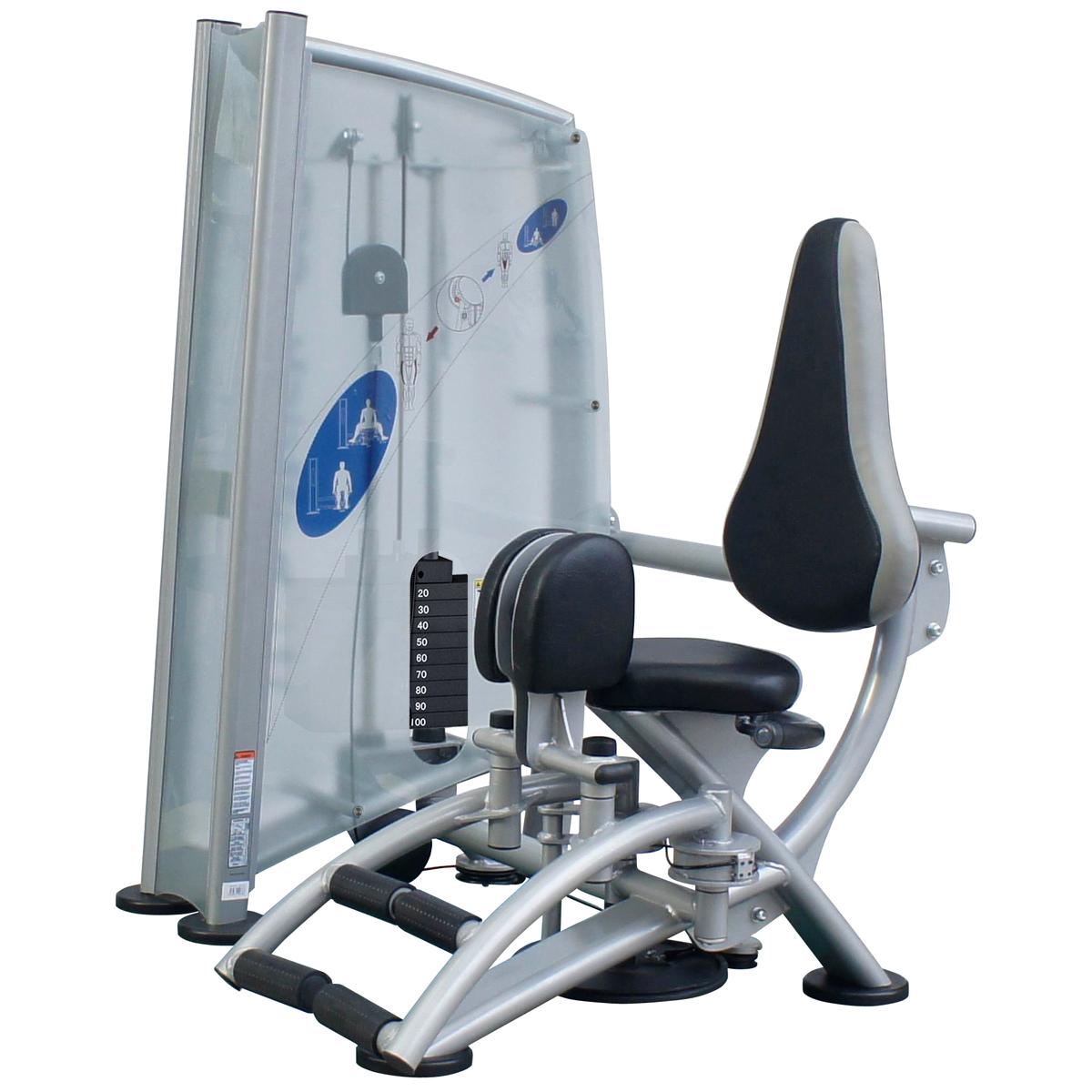 蹬腿/腓肠肌训练器T6-6508